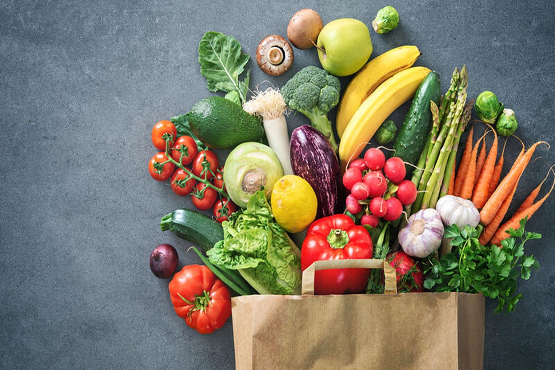 Διατροφή : Τα λαχανικά κάνουν καλό
