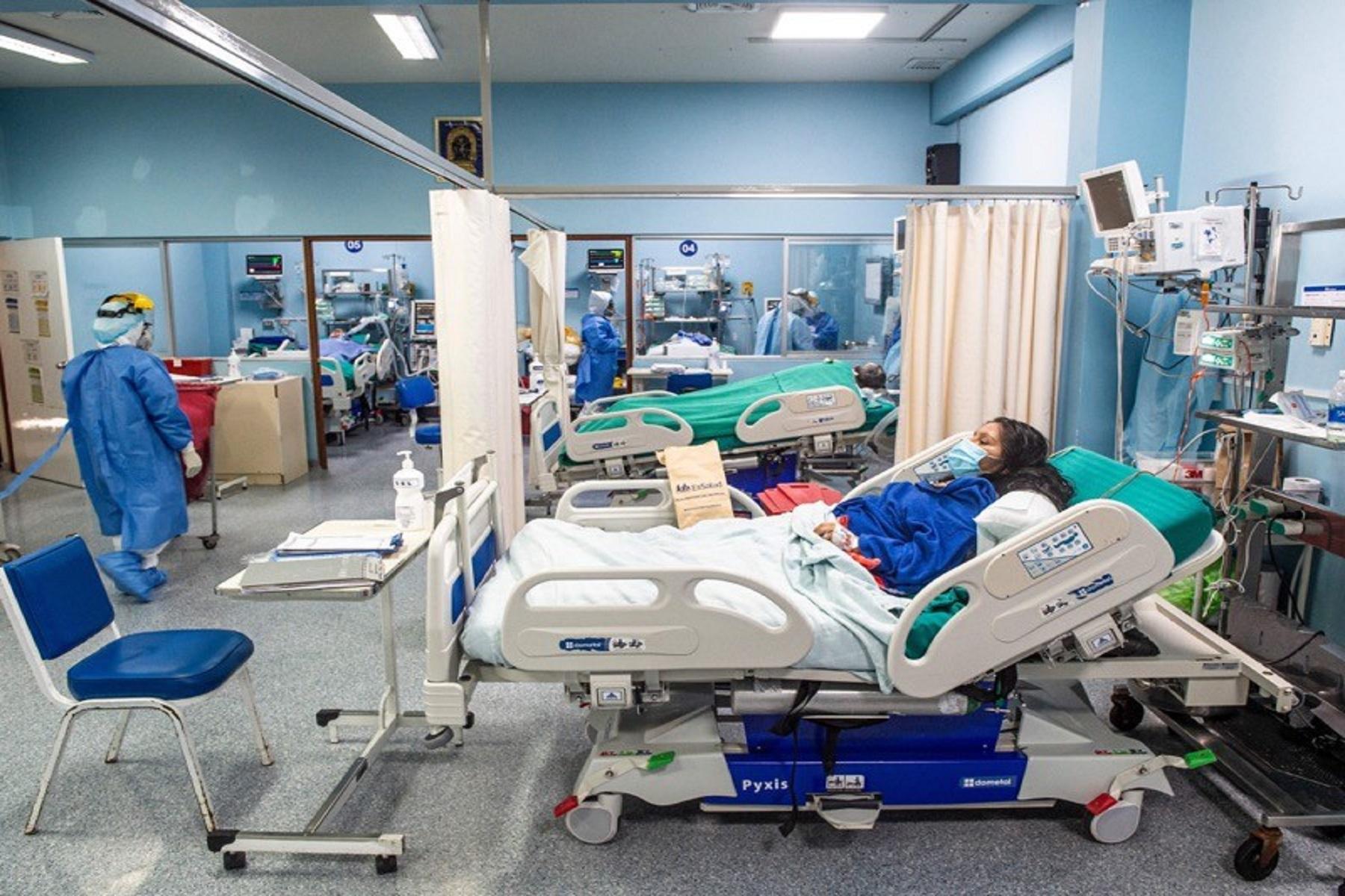 Έρευνα Covid: Λειτουργική μείωση μετά την παραμονή στο νοσοκομείο παρουσιάζουν σχεδόν οι μισοί από τους ασθενείς