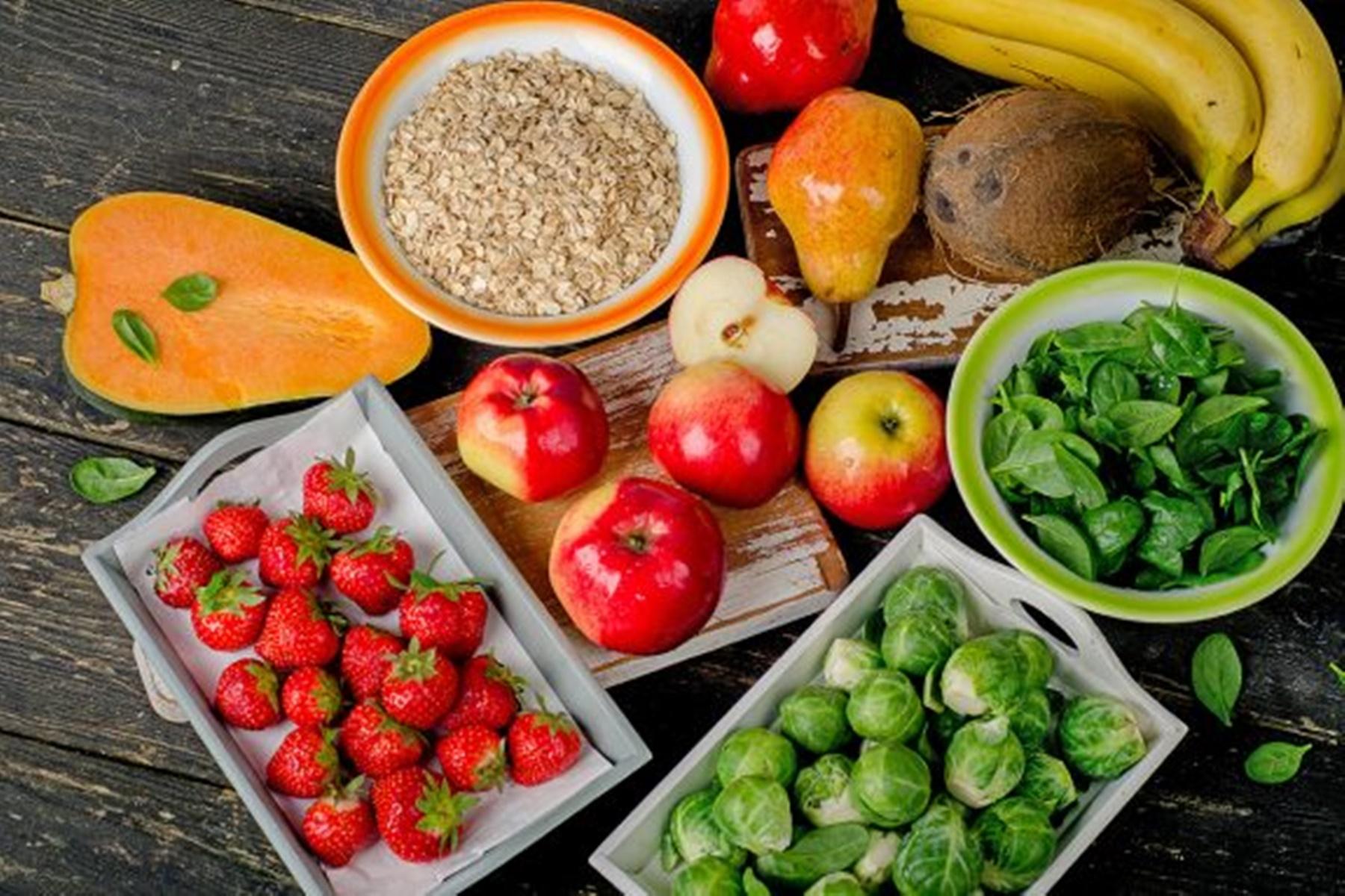 Διατροφή : Συμβουλές για υγιή μελλοντικό οργανισμό