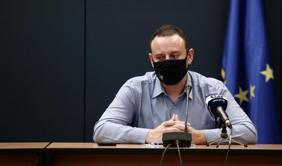 Γκίκας Μαγιορκίνης: Σταθερά υψηλή η πίεση στο ΕΣΥ με σημάδια αποσυμπίεσης