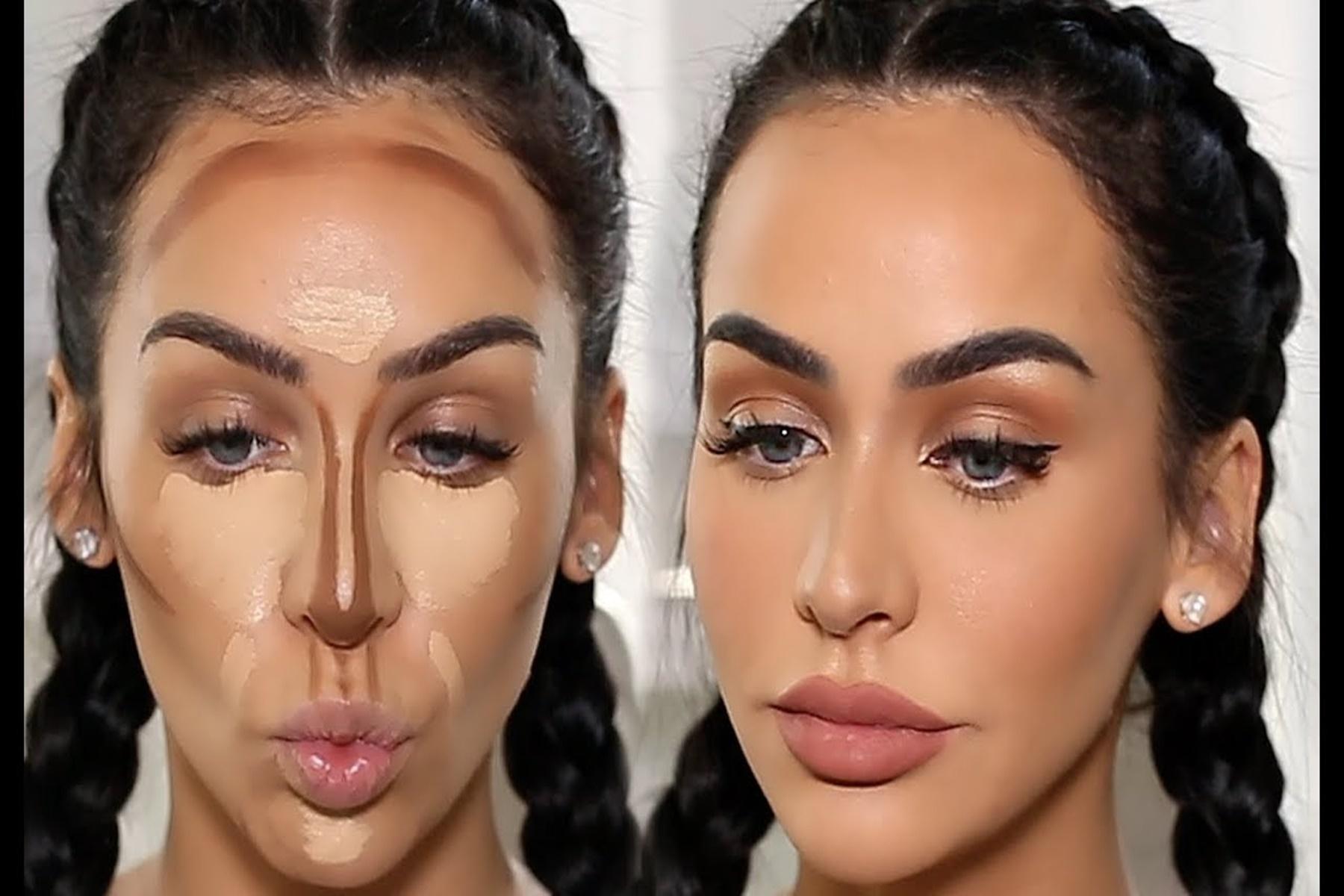 Contour μακιγιάζ : Εφάρμοσε το και απογείωσε την εμφάνιση σου