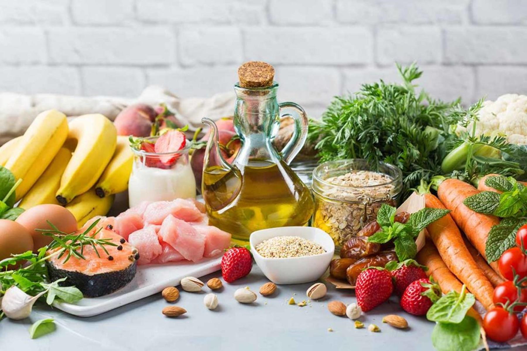 Διατροφή : Συμβουλές για υγιεινές διατροφικές συνήθειες