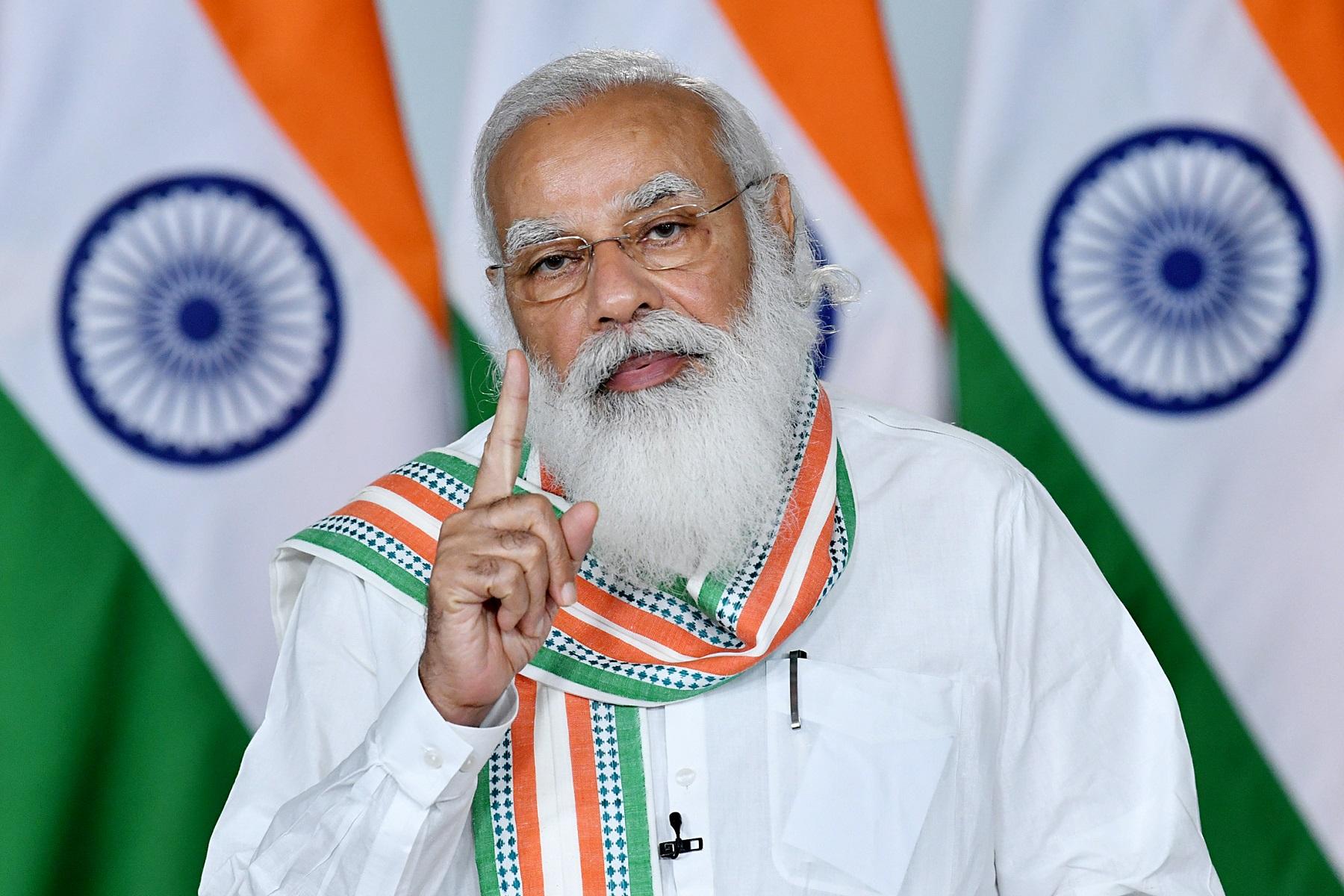 Πρωθυπουργός Ομιλία: Ο Μόντι της Ινδίας λέει ότι «αισθάνεται» τον πόνο του έθνους του λόγω covid