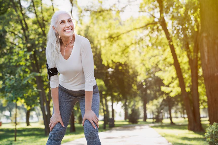 Αθλητισμός: Τα οφέλη της άσκησης κατά την εμμηνόπαυση [vid]
