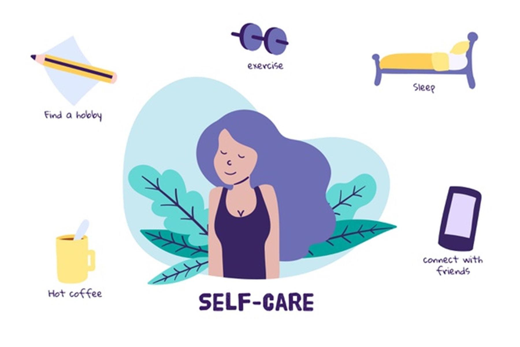 Αυτοφροντίδα : Απλές και ανέξοδες τεχνικές
