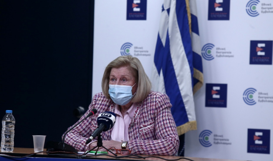 Μαρία Θεοδωρίδου: Επικτρατούσα παγκόσμια θα είναι η μετάλλαξη δέλτα μέχρι το τέλος καλοκαιριού