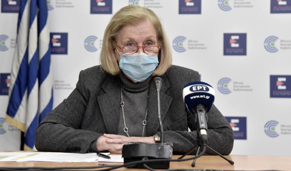 Μαρία Θεοδωρίδου: Κανονικά o εμβολιασμός με Astrazeneca – Η σύσταση σε γυναίκες κάτω των 50