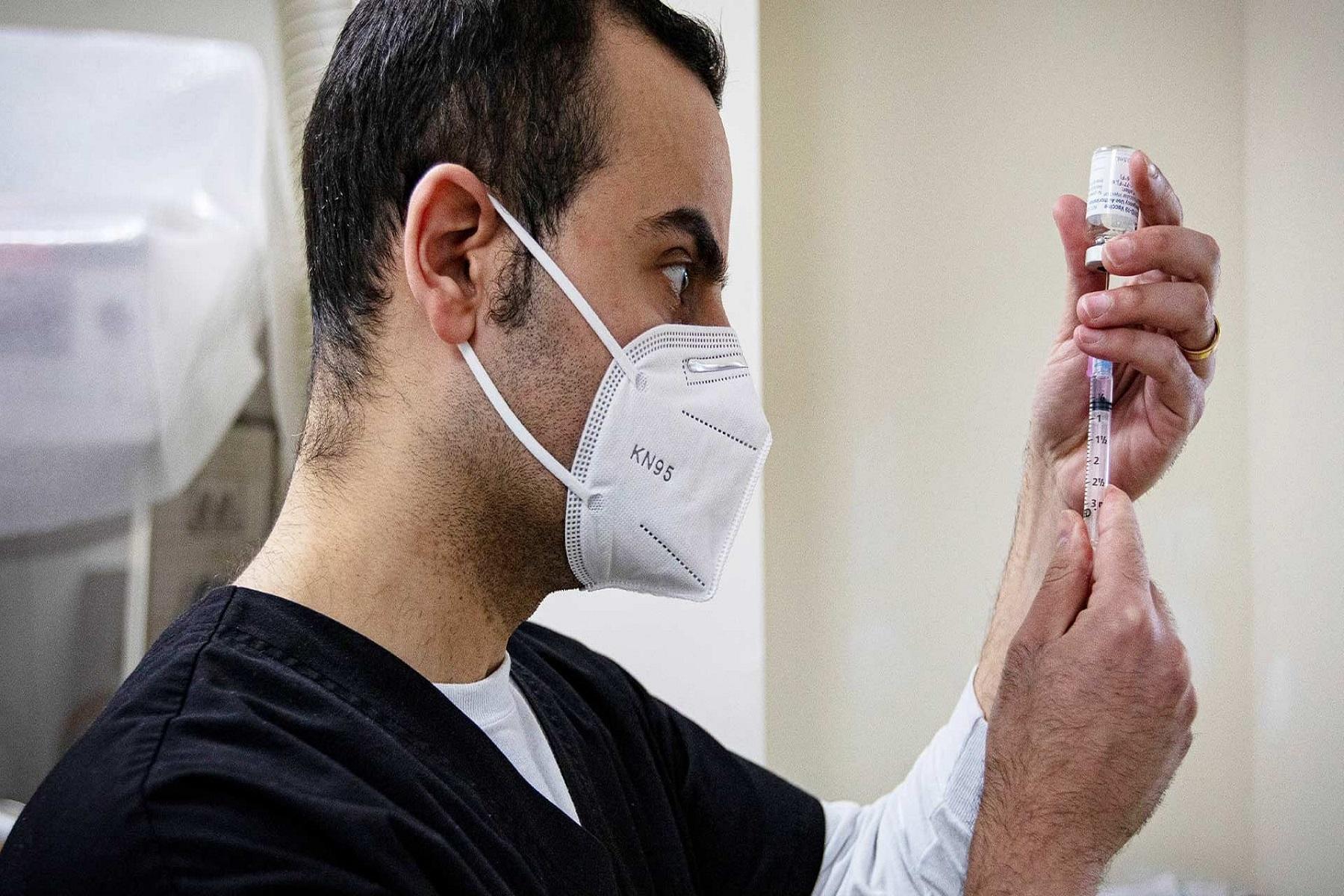 Εμβολιασμός Πανδημία: Γιατί η πρώτη δόση του εμβολίου COVID-19 είναι πιο προστατευτική από ό,τι νομίζεις