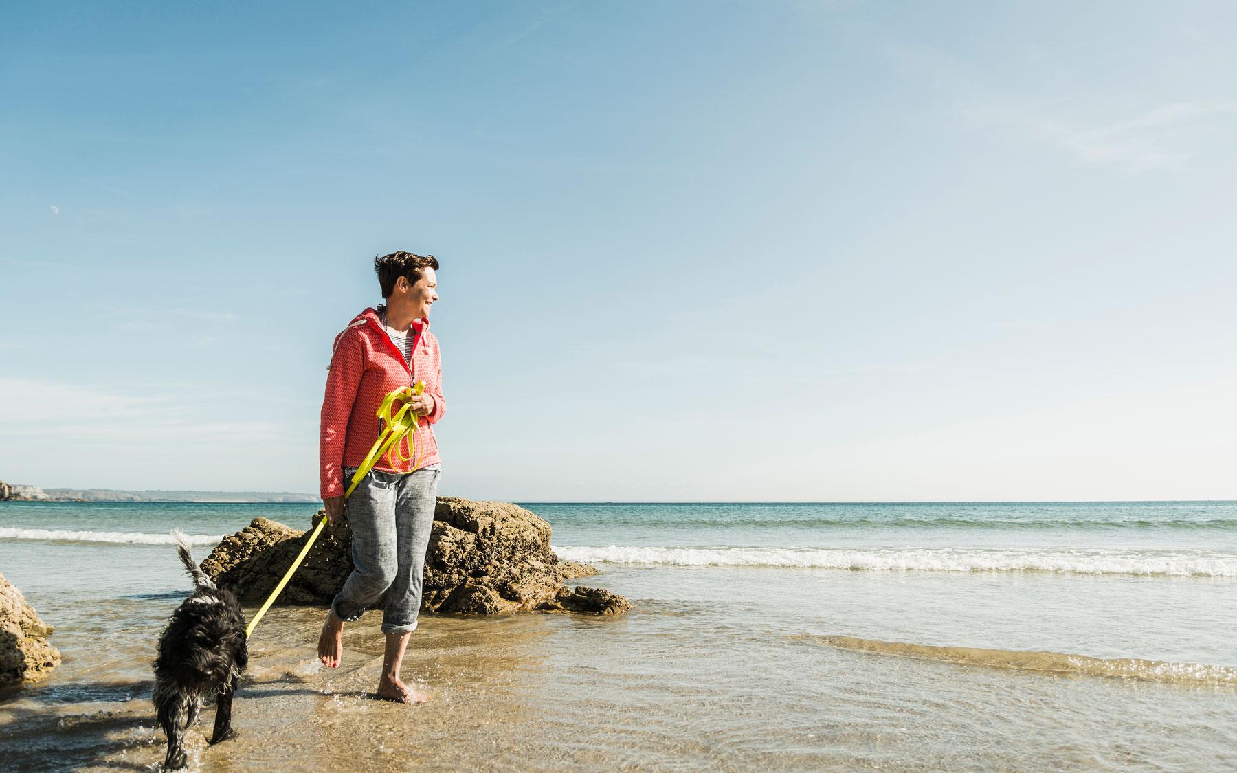 Αθλητισμός Οφέλη Υγεία: Το περπάτημα συνδέεται με μειωμένο κίνδυνο υψηλής αρτηριακής πίεσης μετά την εμμηνόπαυση [vid]