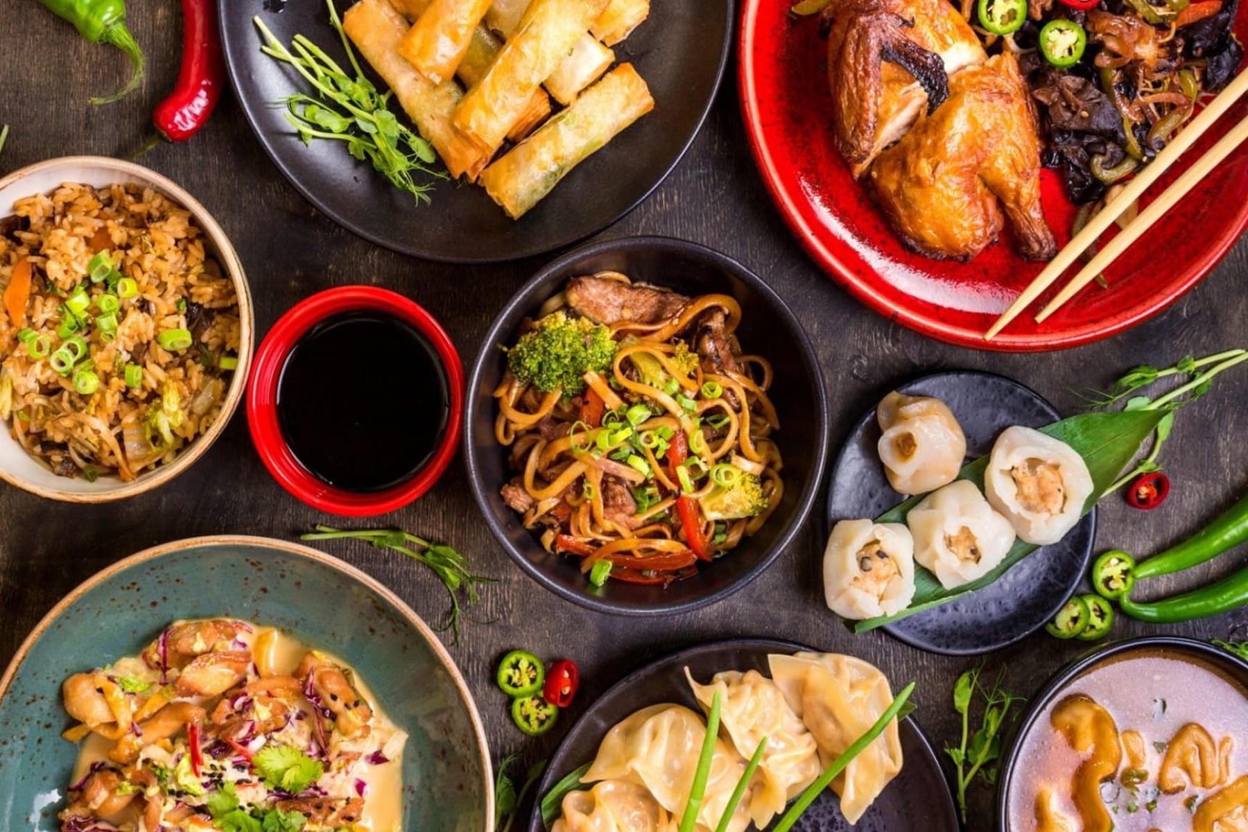 Κινέζικο φαγητό : Συμβουλές για να τραφείτε υγιεινά