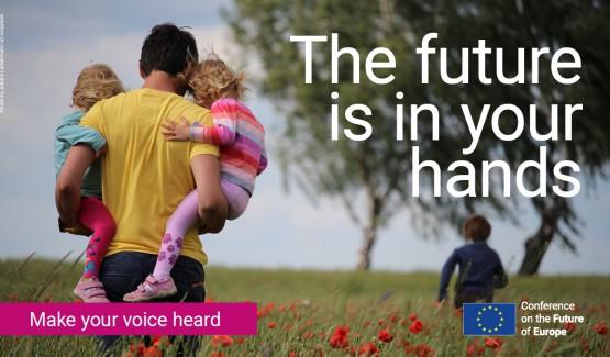 Ε.Σ.Α.μεΑ.: Συμμετοχή Ι. Βαρδακαστάνη στη Διάσκεψη για το Μέλλον της Ευρώπης