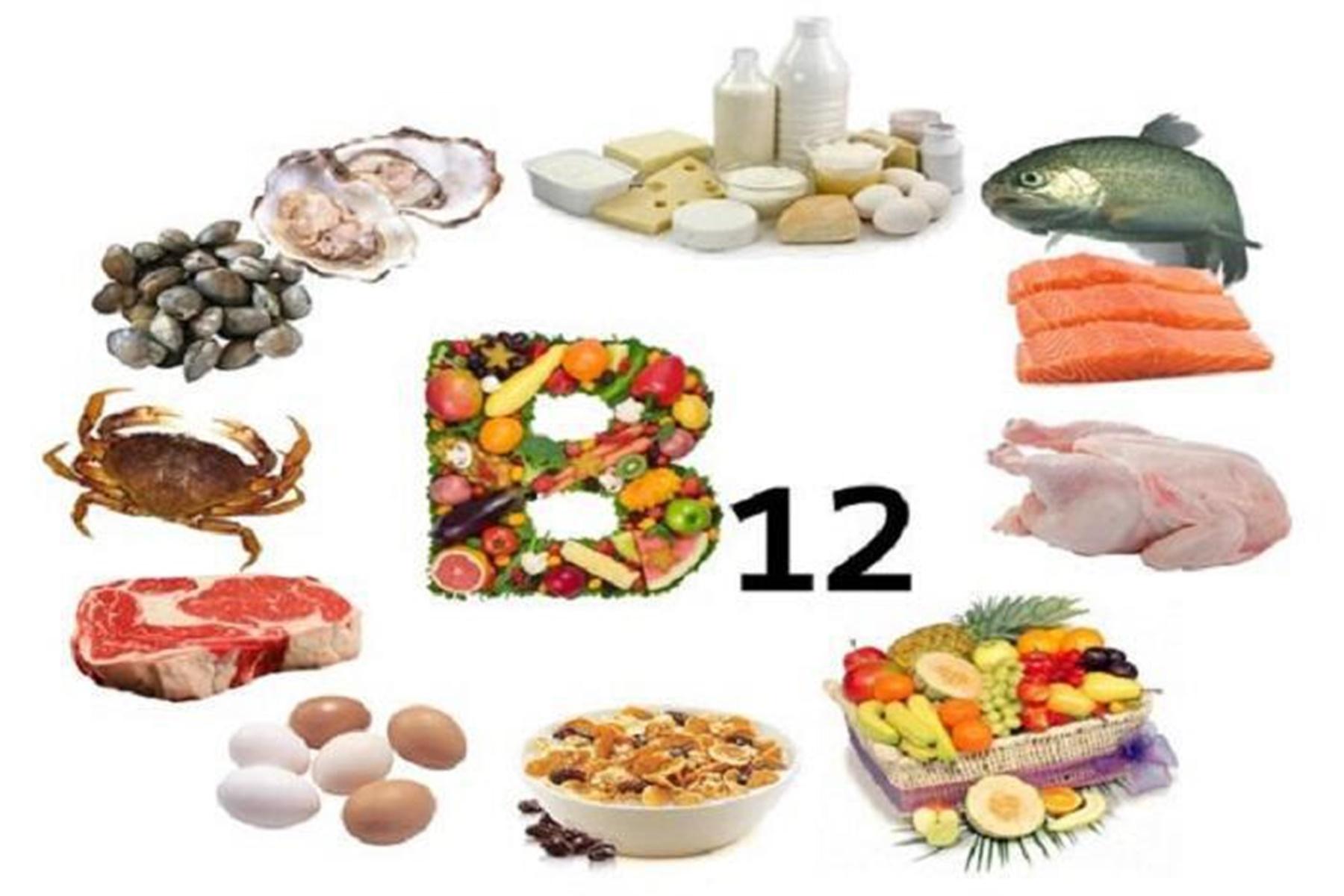 Βιταμίνη B12 : Η έλλειψή της σχετίζεται με την κατάθλιψη