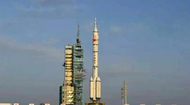 Κίνα: Την Πέμπτη θα εκτοξεύσει επανδρωμένη αποστολή προς τον διαστημικό της σταθμό