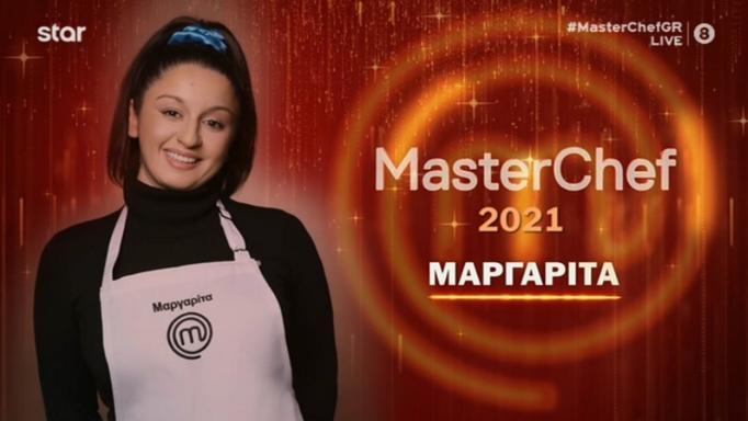 MasterChef: H Μαργαρίτα Νικολαΐδη είναι δικαιωματικά το πρόσωπο της ημέρας [vid]