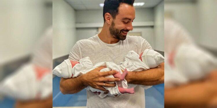Μπόμπα Τανιμανίδης: Γεννήθηκαν τα δύο κοριτσάκια τους