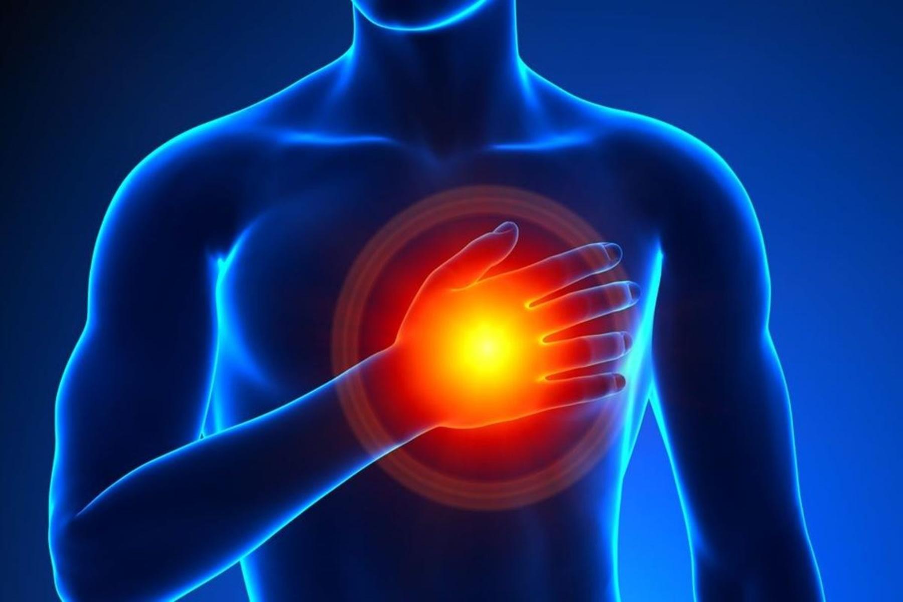 Συμφορητική καρδιακή ανεπάρκεια : Αυτό είναι το προσδόκιμο ζωής των ασθενών της
