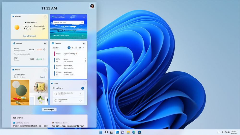 Windows 11: Τα νέα Windows 11 παρουσίασε η Microsoft [vid]