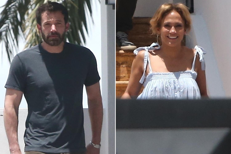 Jennifer Lopez Ben Affleck: Φιλιά σε εστιατόριο στο Μαλιμπού [vid, pics]