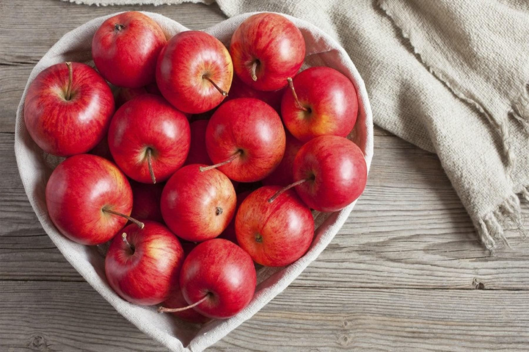 Μήλα : Πλούσια σε θρεπτικά συστατικά