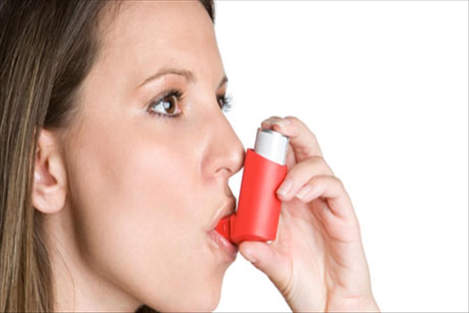 Άσθμα : Συμβουλές για να το αντιμετωπίσετε