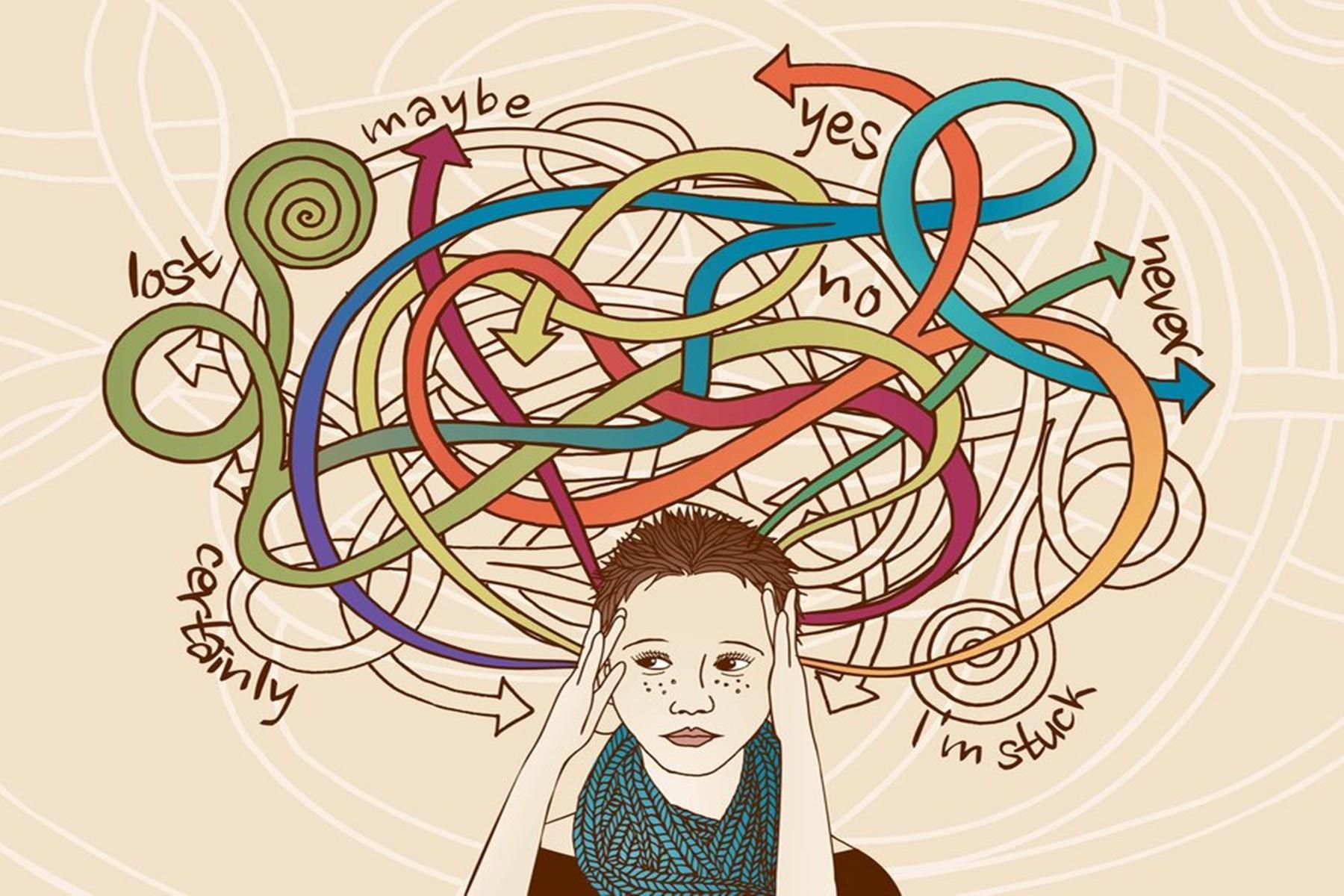Σύγχυση : Τι προκαλεί στην ψυχολογία