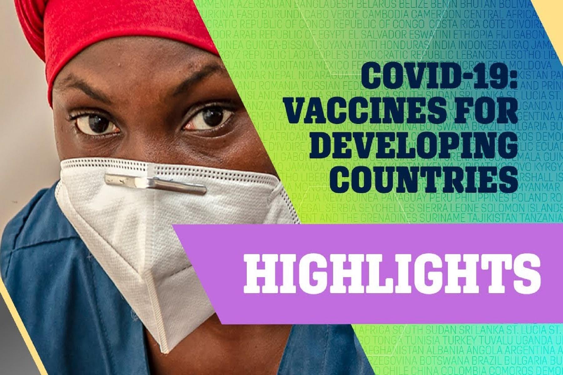 ΠΟΥ: Η χορήγηση εμβολίου COVID-19 στα παιδιά «δεν αποτελεί υψηλή προτεραιότητα» εν μέσω έλλειψης