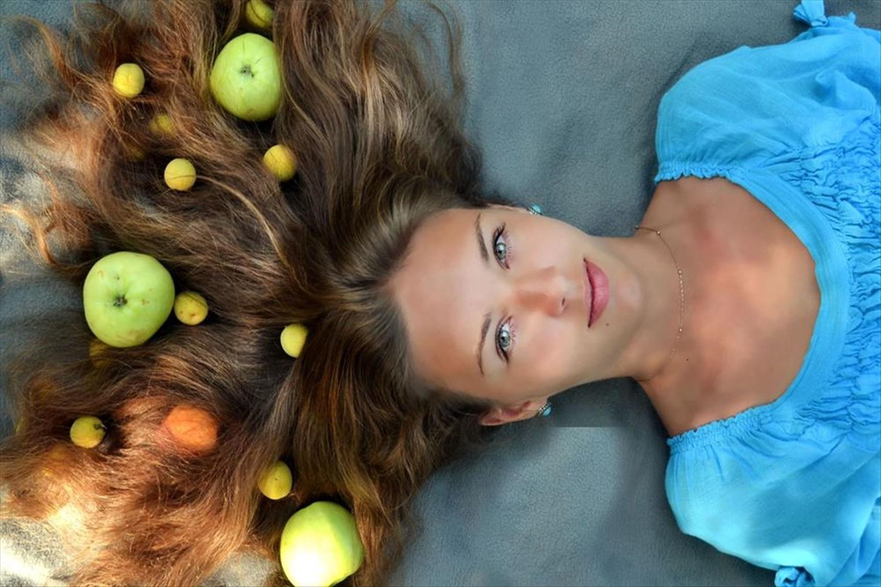 Διατροφή : Τρόφιμα για να διατηρήσετε την υγεία τω μαλλιών σας