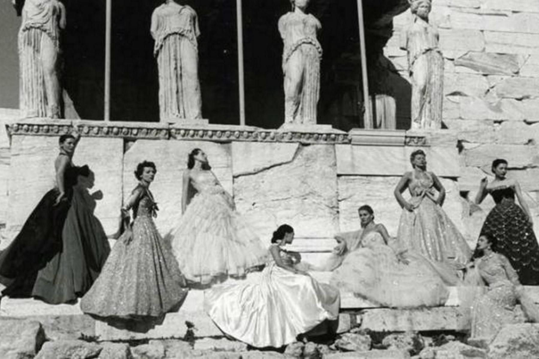 Dior : Φαντασμαγορική βραδιά στο Καλιμάρμαρο