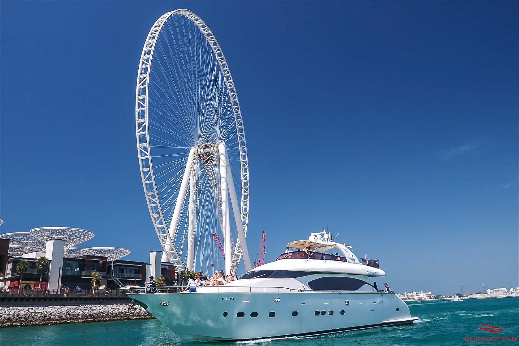 Ντουμπάι Κορωνοϊός: Τα σκάφη προσφέρουν κοινωνικά απομακρυσμένη πολυτέλεια