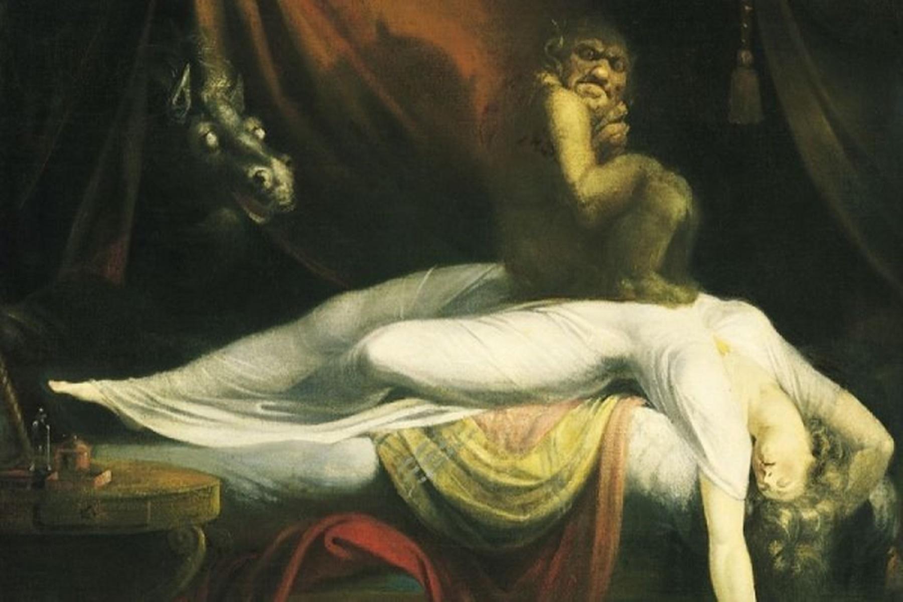 Υπνική παράλυση – Μόρα : Μύθοι και πραγματικότητα