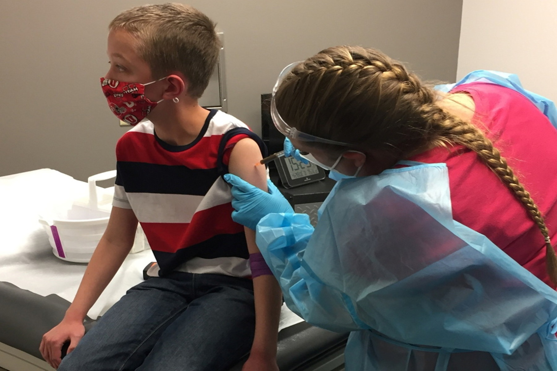 Εμβολιασμοί Pfizer: Θα ζητήσει έγκριση έκτακτης ανάγκης για εμβόλια COVID-19 για παιδιά ηλικίας 5-11 έως το φθινόπωρο