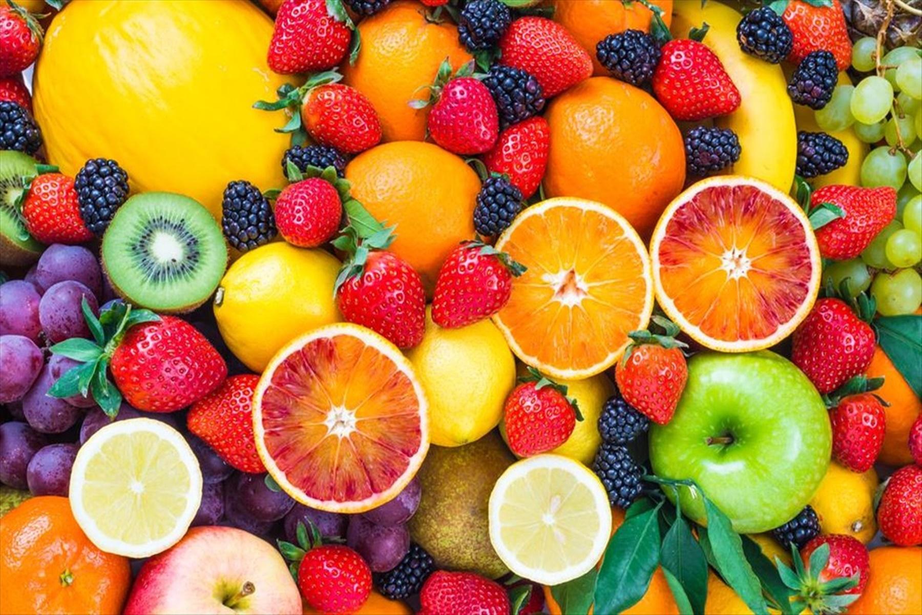 Διατροφή : Φρούτα χαμηλά σε ζάχαρη