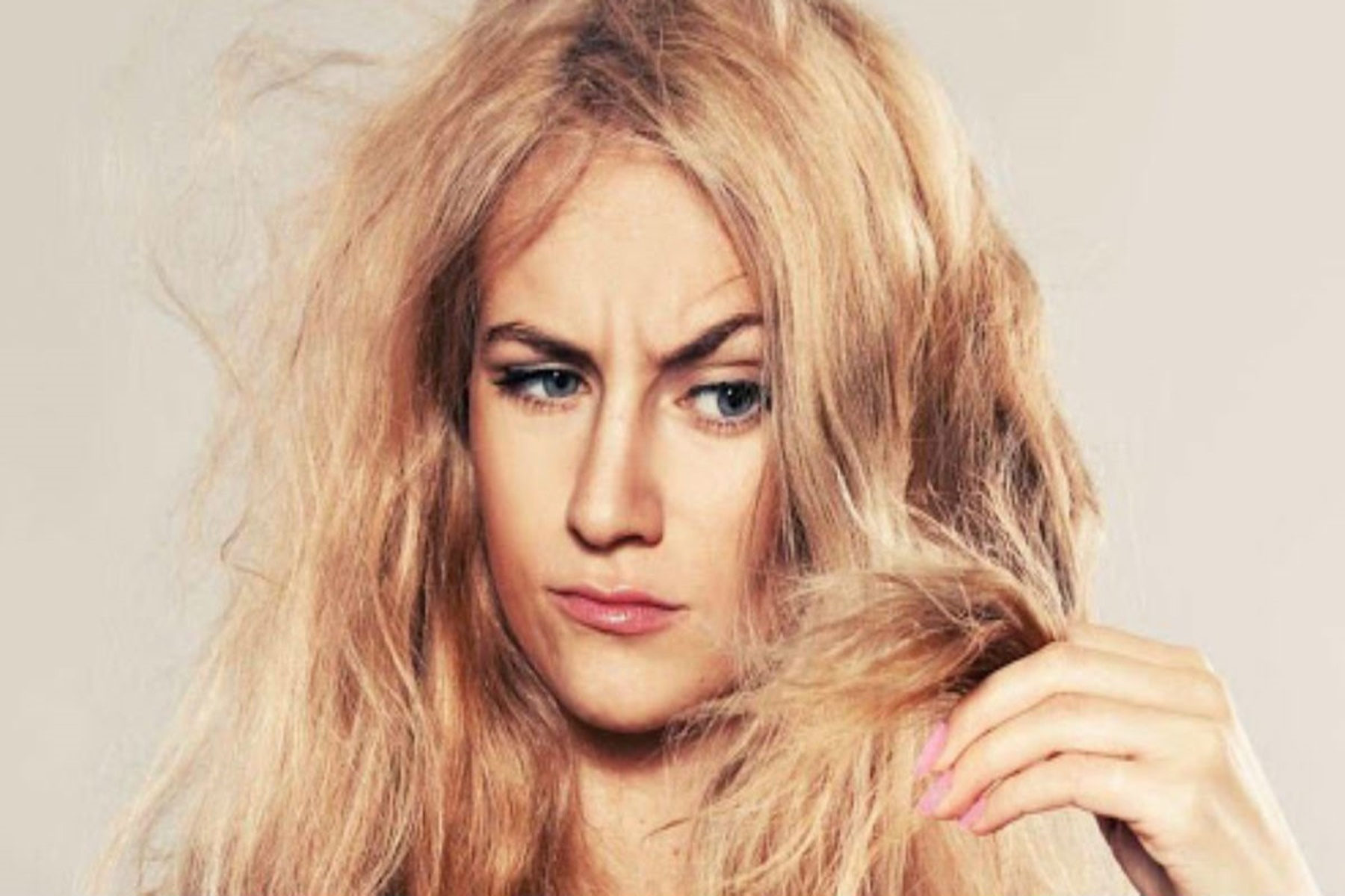Κατεστραμμένα μαλλιά : Συμβουλές για να τα επιδιορθώσετε