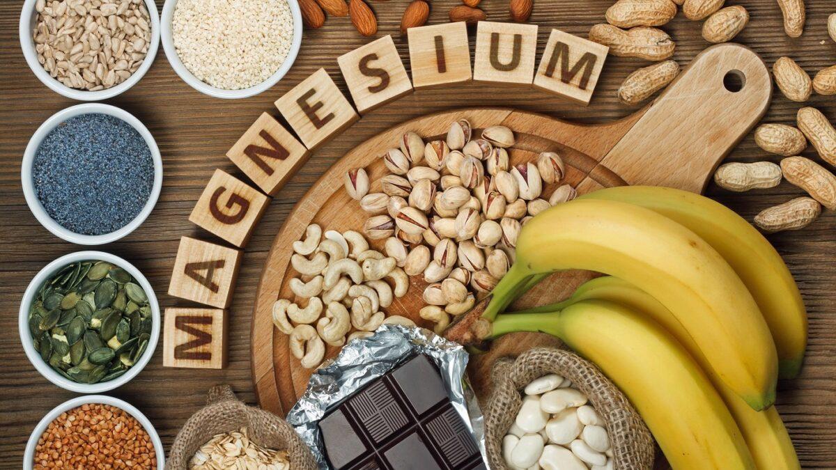 Μαγνήσιο διατροφή έλλειψη: Επτά σημάδια που αποκαλύπτουν ότι σας λείπει μαγνήσιο