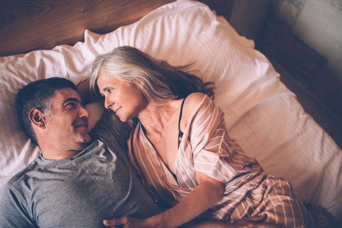 Μειωμένη ερωτική επιθυμία: Είναι φυσιολογικό να χάνω την επιθυμία μου στο σεξ καθώς μεγαλώνω; [vid]