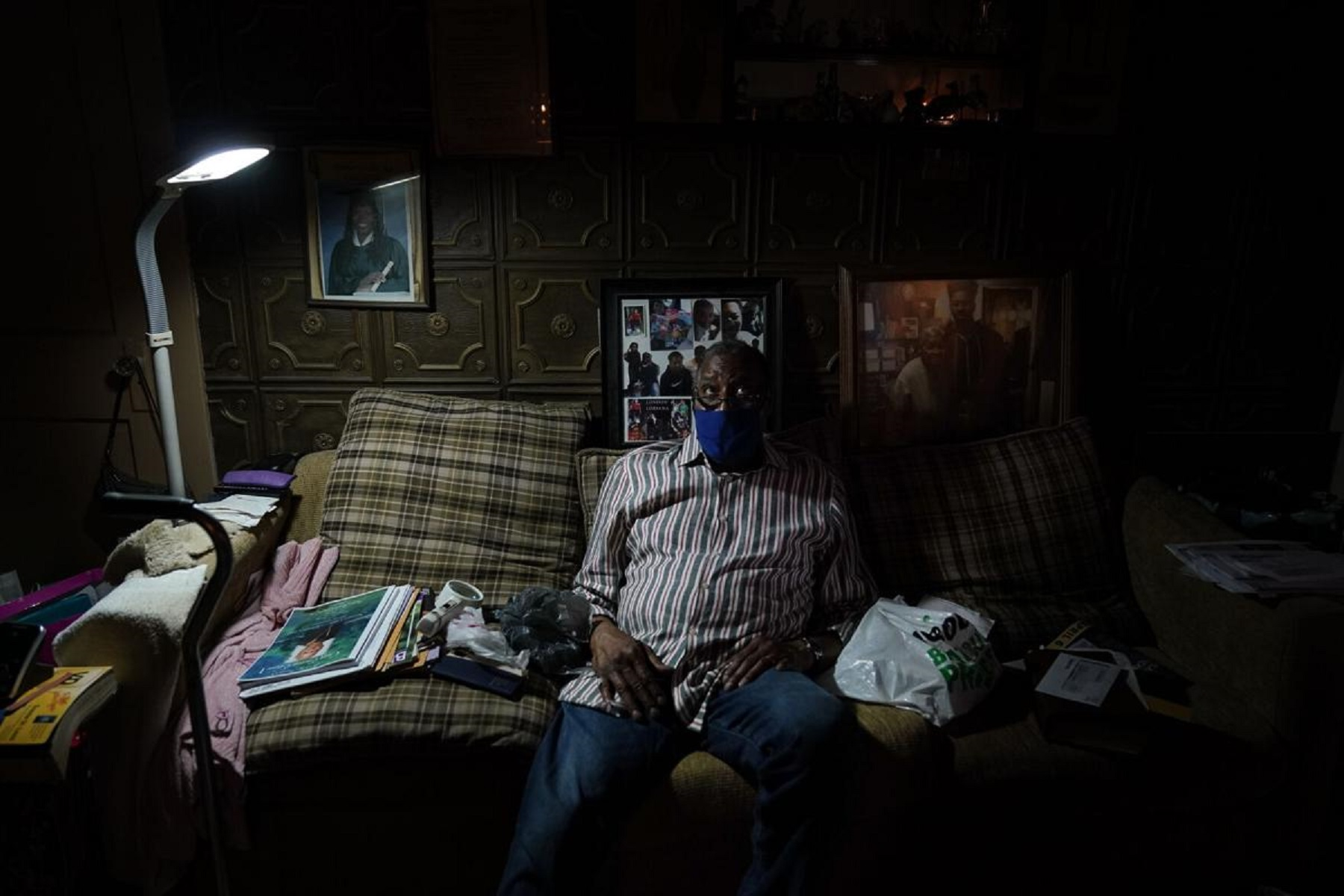 Πανδημία ΗΠΑ: Οι θάνατοι από υπερβολική δόση ναρκωτικών αυξάνονται στους Μαύρους Αμερικανούς