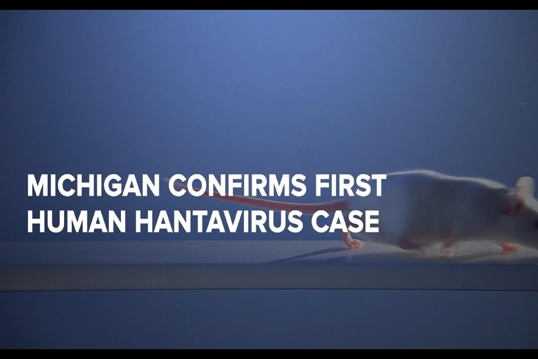 Hantavirus Τρωκτικά: Το Μίσιγκαν επιβεβαιώνει την πρώτη περίπτωση σε άνθρωπο