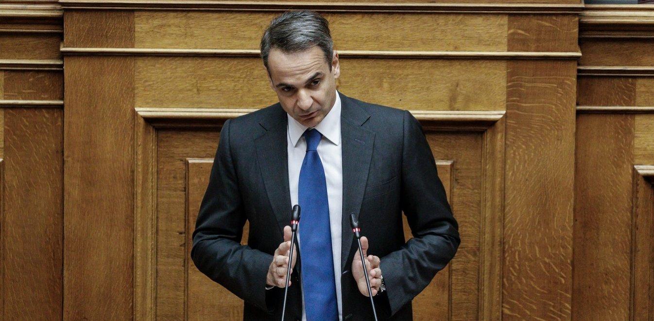 Μητσοτάκης Βουλή Ψηφιακό Πιστοποιητικό: Μητσοτάκης: Πάνω από 230.000 Έλληνες έχουν εκδώσει το ψηφιακό πιστοποιητικό