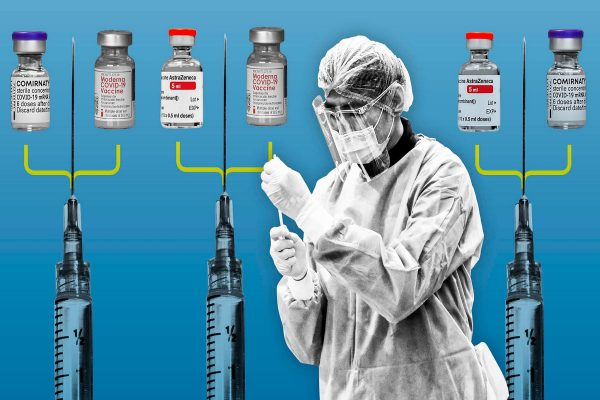 Εθνικά Ινστιτούτα Υγείας: Ξεκινούν μελέτη που αναμιγνύει τα αναμνηστικά σχήματα εμβολίων COVID-19