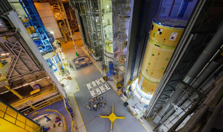 NASA: Το νέο διαστημόπλοιο της NASA υπερβαίνει σε ύψος το Άγαλμα της Ελευθερίας [pics]