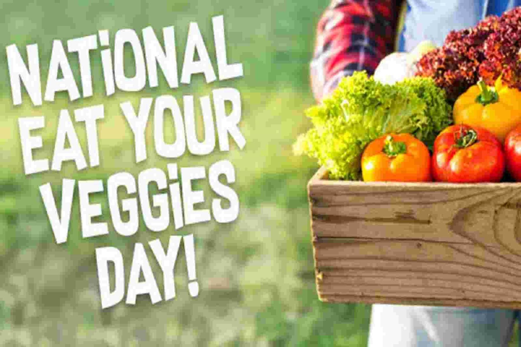 18 Ιουνίου: Εθνική Ημέρα Κατανάλωσης Λαχανικών στις ΗΠΑ