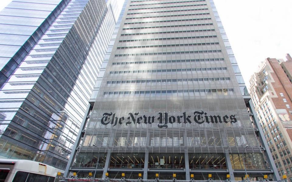 Παγκόσμιο μπλακάουτ: «Έπεσαν» FT, NYT, Bloomberg, BBC, Guardian κι άλλα μεγάλα sites [pics]