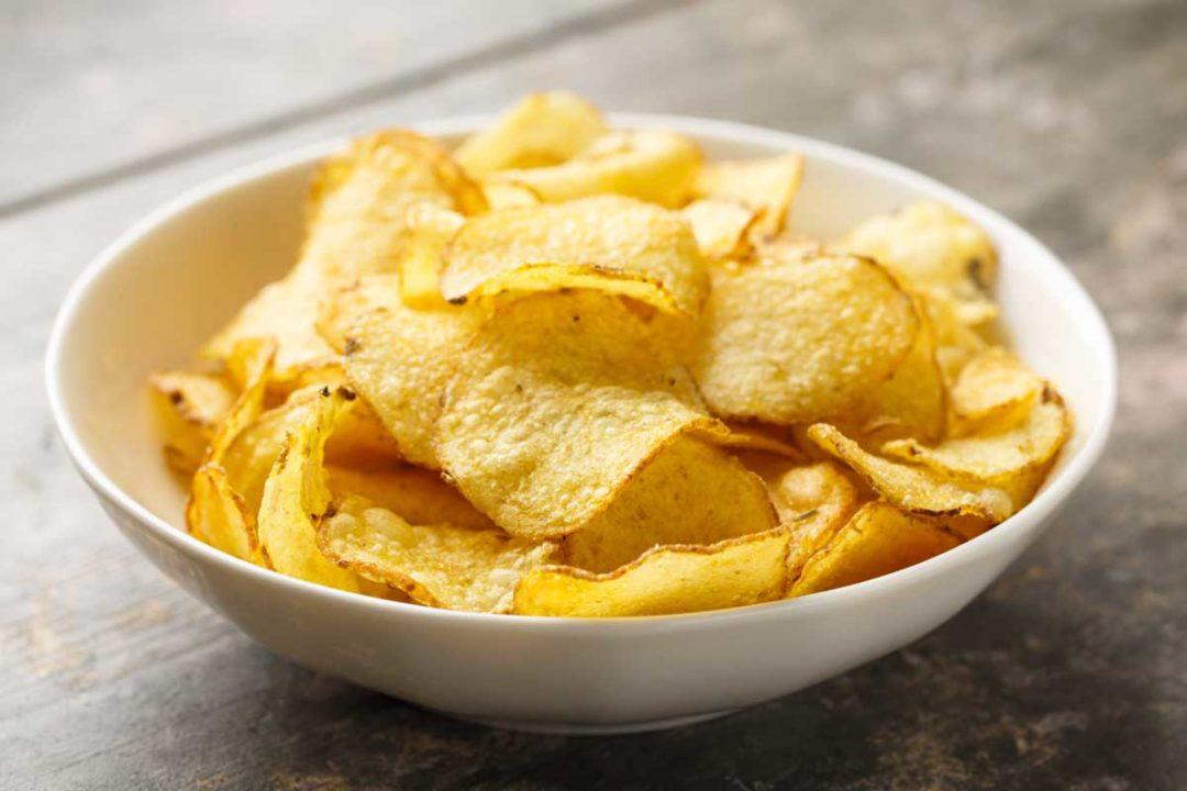 Διατροφή Καρδιά: Τα αμυλούχα σνακ σχετίζονται με αυξημένο κίνδυνο θανάτου από καρδιαγγειακές νόσους