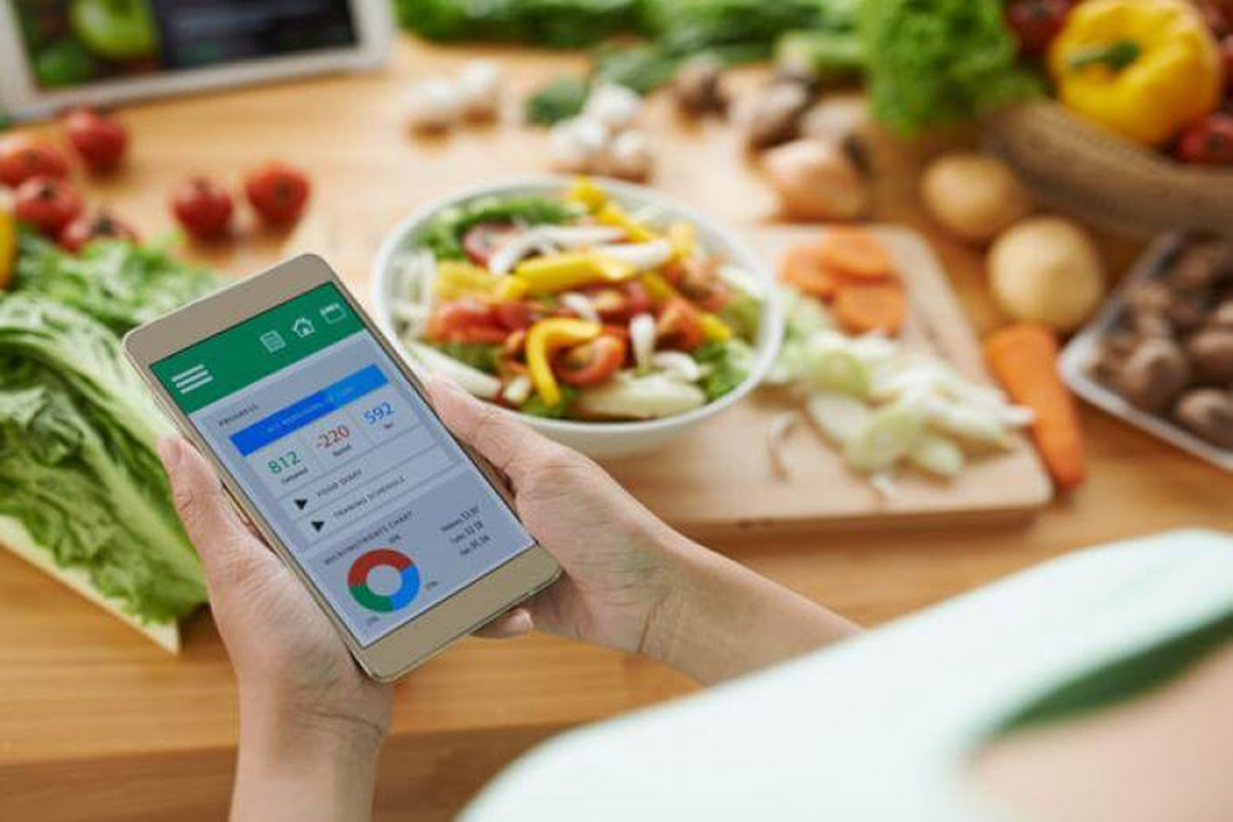 Google : Δημιουργεί εφαρμογή που μετράει θερμίδες φαγητού μέσω εικόνας