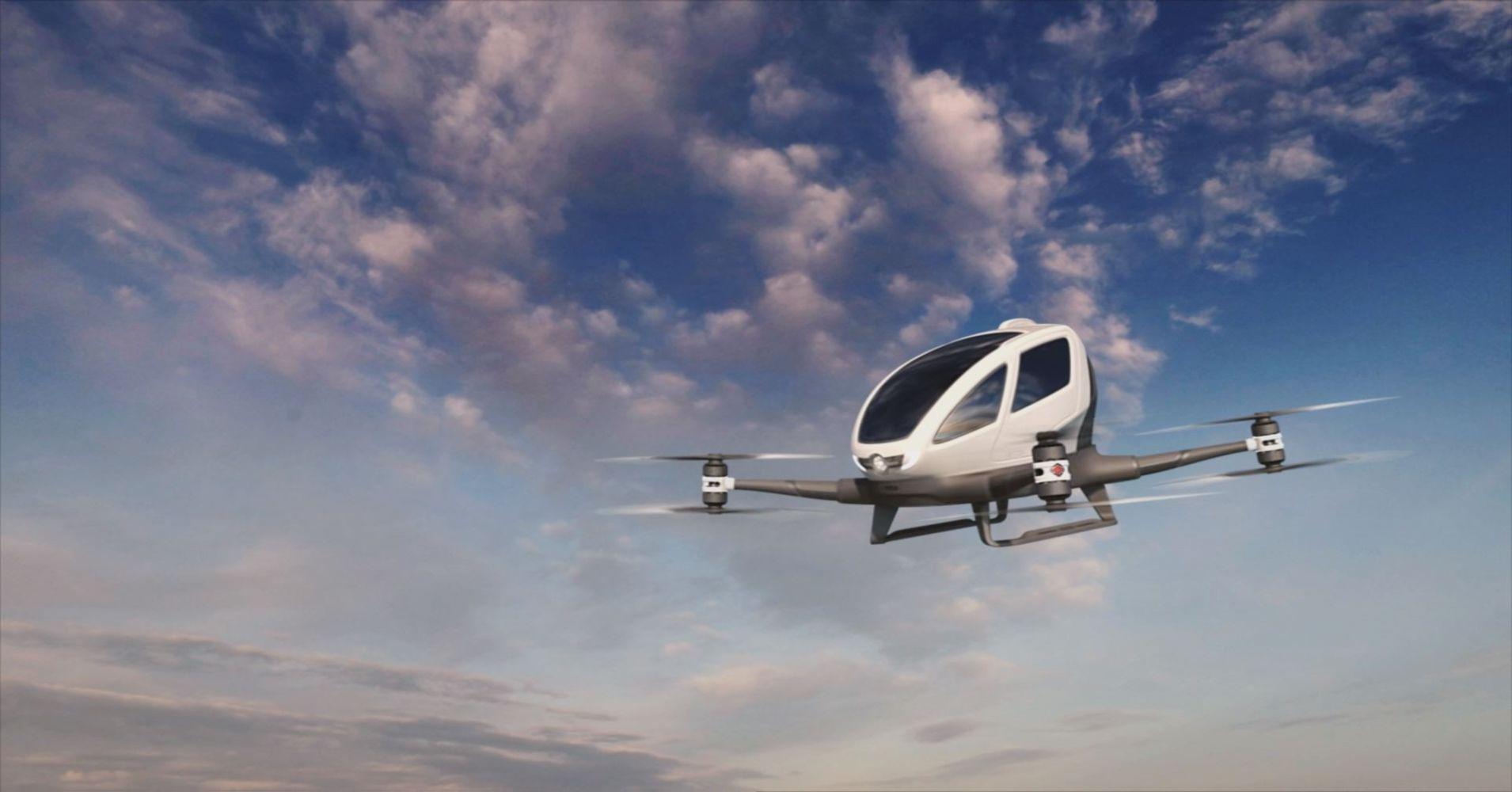 Ιπτάμενα ταξί: Έρχονται τα ιπτάμενα ταξί για τις μετακινήσεις του μέλλοντος