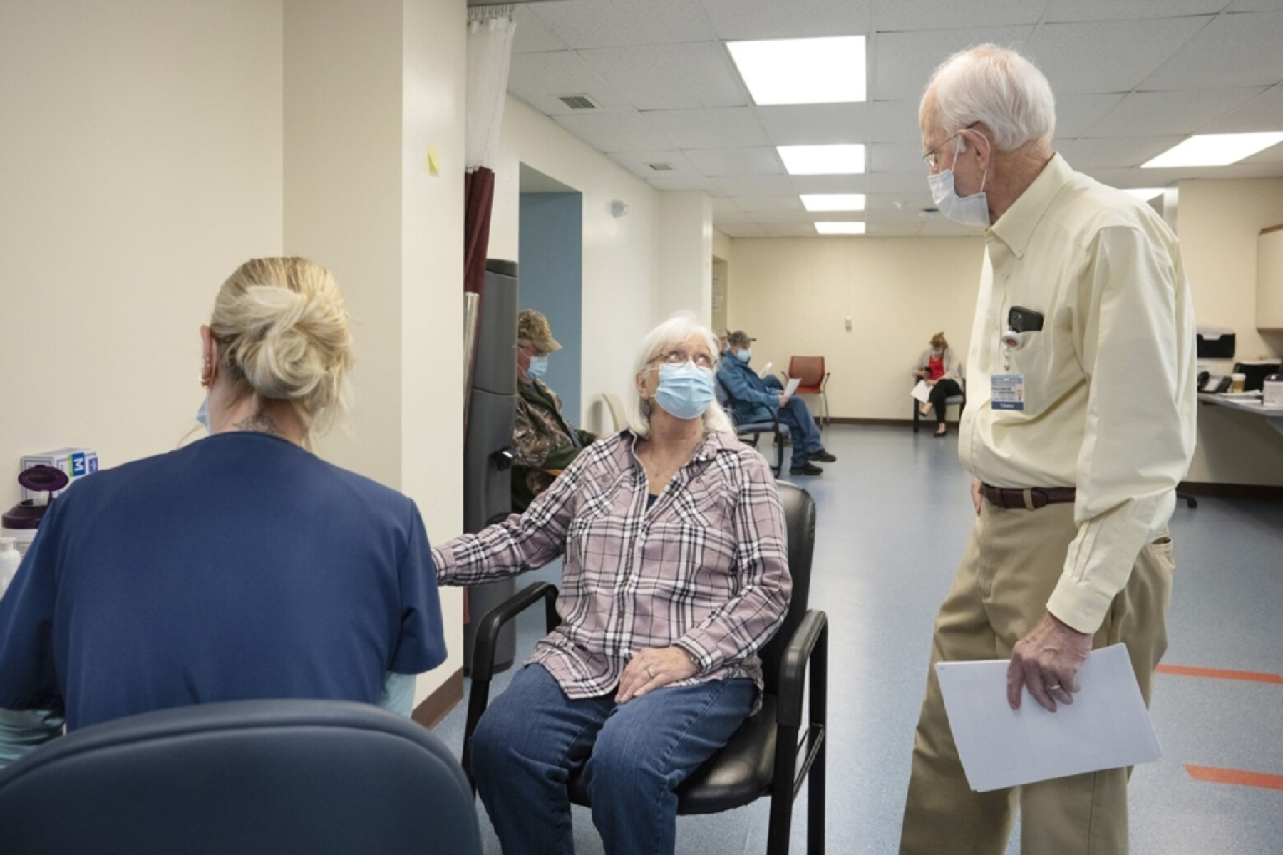 Maine CDC: Εκπρόσωπος λέει ότι 8 εμβολιασμένοι κάτοικοι πέθαναν «με covid – 19»