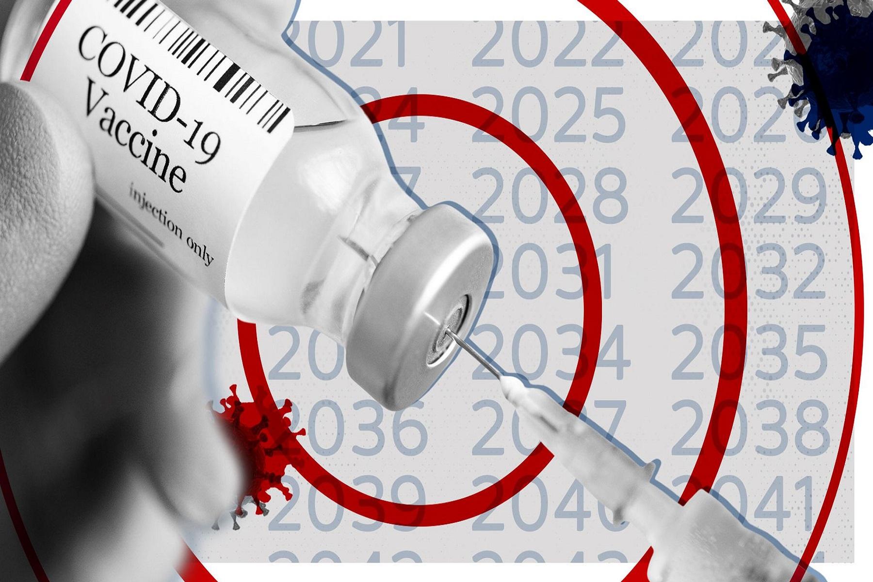 Επιστήμη Μελέτες: Η προστασία από τα εμβόλια μπορεί να μειώσει την ανάγκη για ετήσια ενισχυτικά