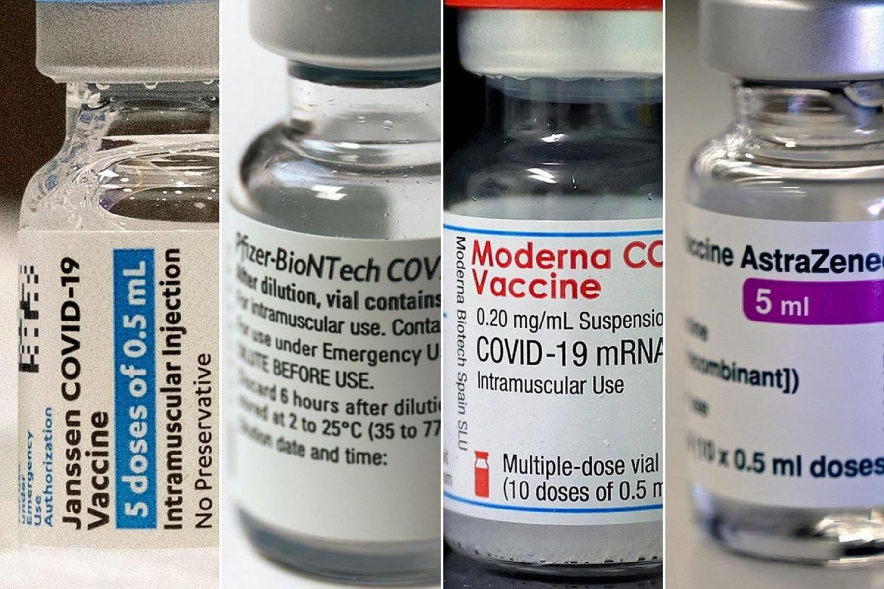 Καναδάς Εμβολιασμοί: H Εθνική Συμβουλευτική Επιτροπή συνιστά 2η δόση εμβολίου mRNA έναντι της 1ης AstraZeneca