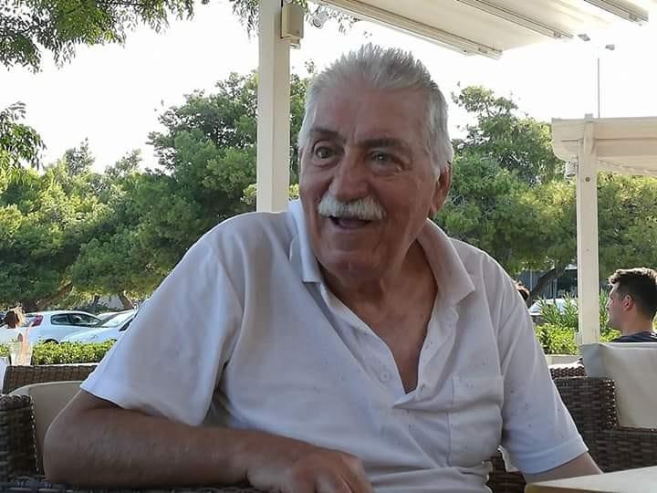 Ανέστης Βλάχος: Νοσηλεύεται στο νοσοκομείο «Ευαγγελισμός»