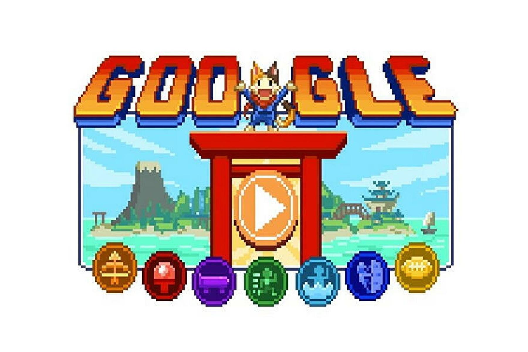 Google Doodle : Γιορτάζει τους ολυμπιακούς αγώνες με διαδραστικό παιχνίδι